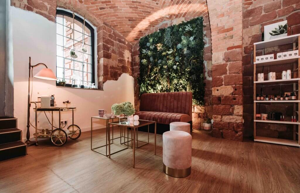 Lounge Ecke Skintinuum
