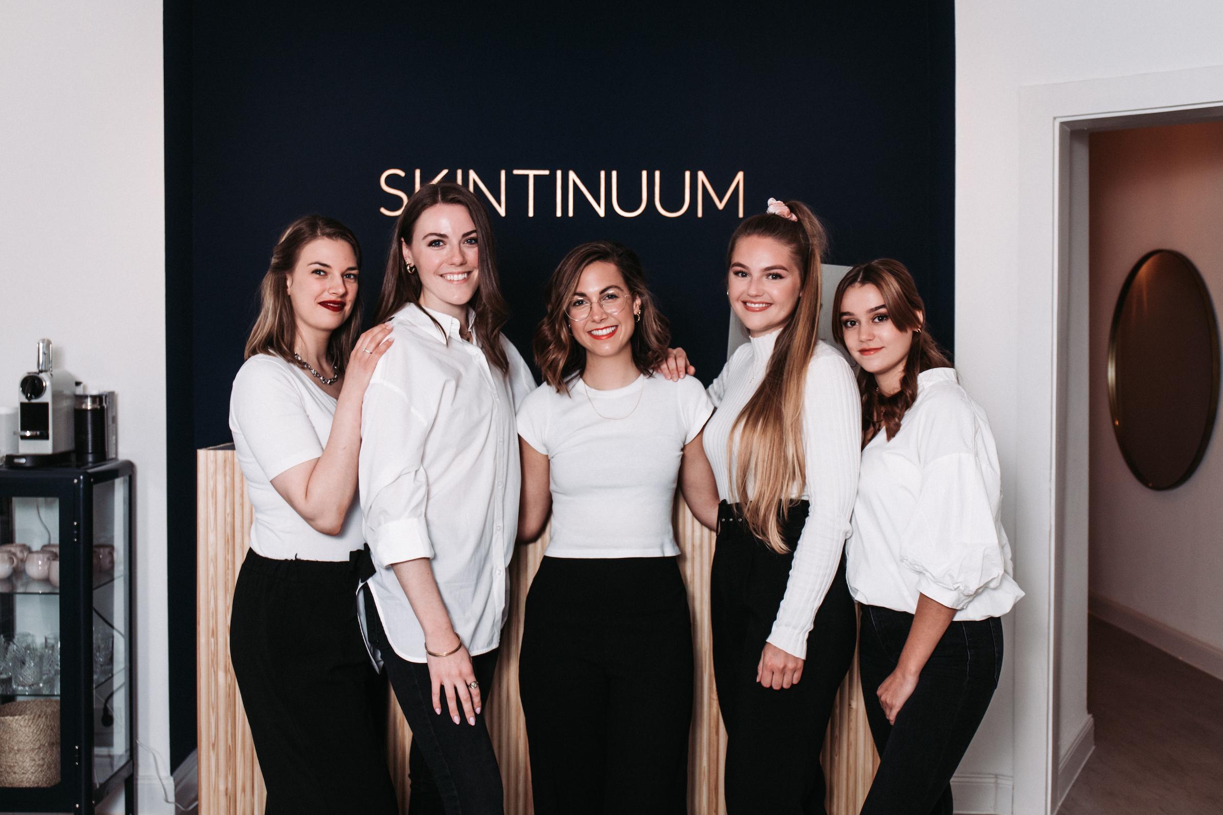 Köln Kosmetik SKINTINUUM Team